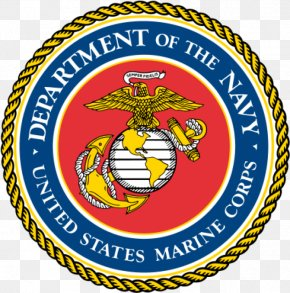 United States - United States Marine Corps Marines United States Department Of The Navy Eagle, Globe, And Anchor PNG