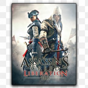 Liberation - Assassin's Creed III: Liberation Assassin's Creed: Brotherhood Assassin's Creed: Revelations PNG