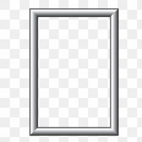 Frame Aluminum Frame - Picture Frame Aluminium PNG