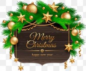 Christmas - Royal Christmas Message Wish Greeting Christmas Eve PNG