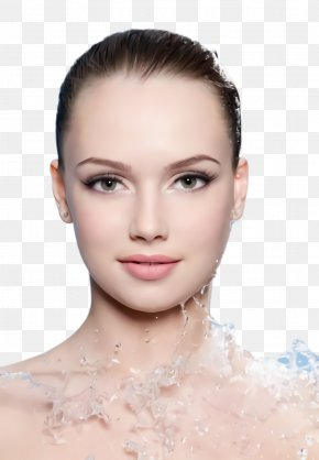 Hairstyle Forehead - Face Hair Eyebrow Skin Lip PNG