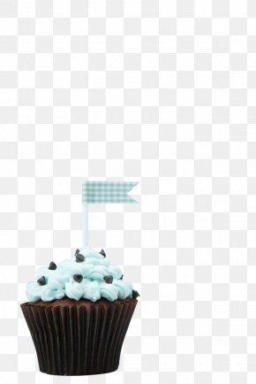 Chocolate Cake Cups - Cupcake Chocolate Cake Muffin Cream PNG