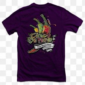 T-shirt - T-shirt Mexican Cuisine Mexico Cinco De Mayo Party PNG