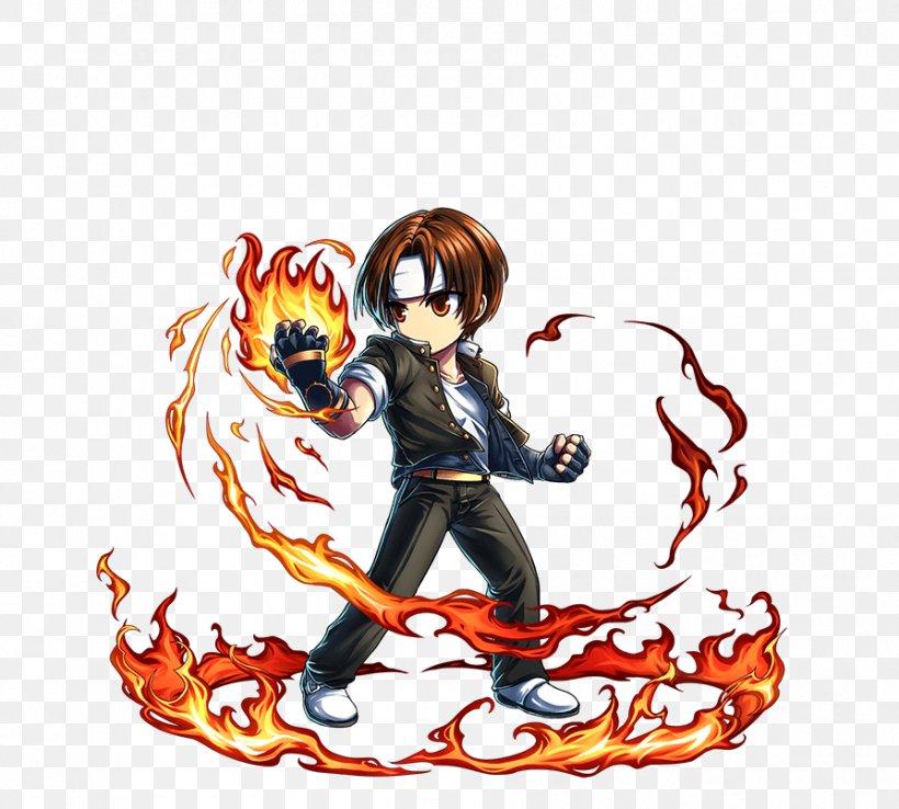 Kyo Kusanagi Iori Yagami The King Of Fighters 2002 The King Of