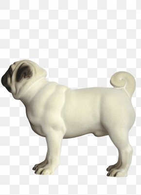 Dog Pug - Pug Toy Bulldog Puppy Dog Breed Companion Dog PNG