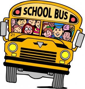 School Bus Cartoon Pictures - School Bus Bus Driver Clip Art PNG