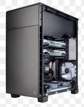 Corsair Components - Computer Cases & Housings Power Supply Unit Corsair Components Corsair Carbide Series Air 540 ATX PNG