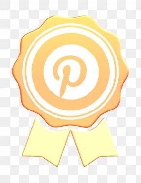 Symbol Label - Pinterest Icon PNG