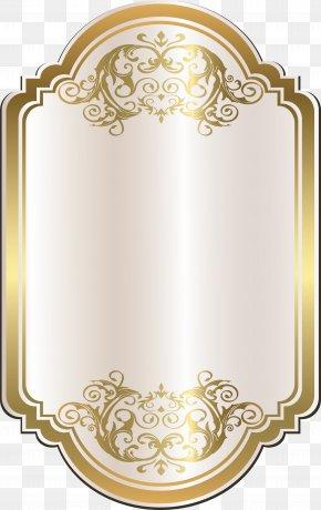 Vignetting - Vignette Curlicue Clip Art PNG