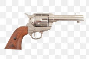 Weapon - Revolver Colt Single Action Army Firearm Weapon Smith & Wesson PNG