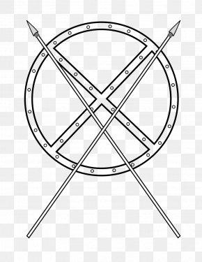 Spear - Shield Sword Clip Art PNG