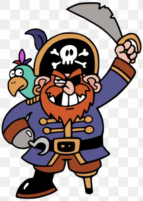 Pirates Elements - Piracy International Talk Like A Pirate Day Clip Art PNG