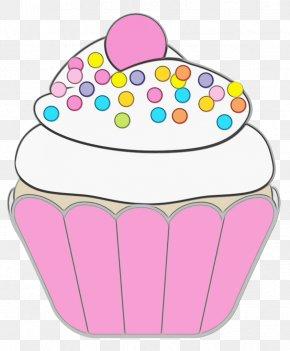 Food Cake Decorating - Baking Cup Cupcake Icing Cake Buttercream PNG