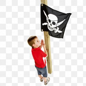 Flag - Fahne Flag Jolly Roger Piracy Child PNG