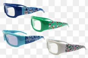 Glasses - Goggles Sunglasses Light Plastic PNG