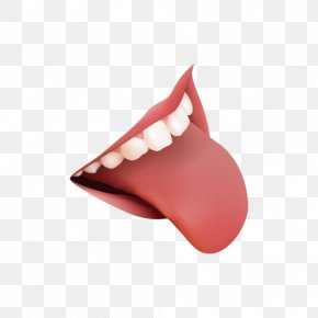 Protruding Tongue - Mouth Lip Euclidean Vector Smile PNG