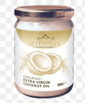 Oil - Organic Food Coconut Oil Whole Foods Market PNG