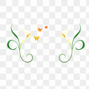 Lace Butterfly Grass - Butterfly Download Euclidean Vector PNG