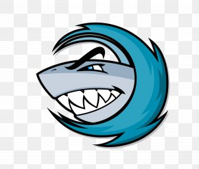 Shark - Shark Attack Mascot Machine Embroidery PNG