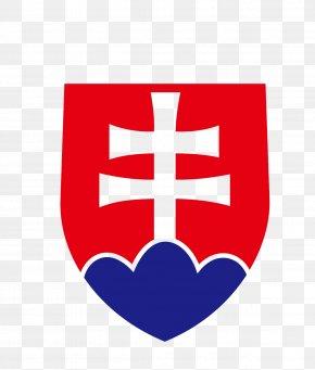 Football Team Logos - Slovakia National Football Team Flag Of Slovakia National Emblem PNG