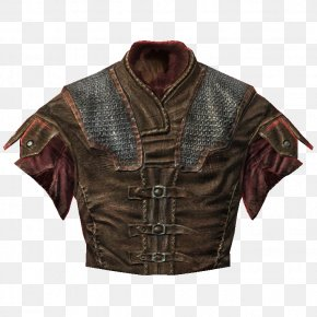 Armour - The Elder Scrolls IV: Oblivion Armour Boiled Leather Body Armor Cuirass PNG