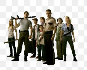 Season 1 Television Show AMCCrowd - Shane Walsh Rick Grimes The Walking Dead PNG