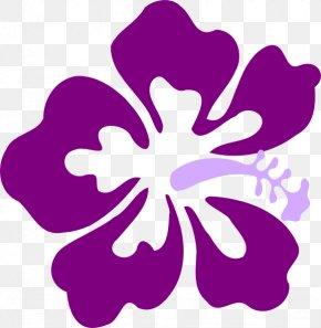 Lavender Cliparts - Hibiscus Schizopetalus Alyogyne Huegelii Hawaiian Hibiscus Clip Art PNG