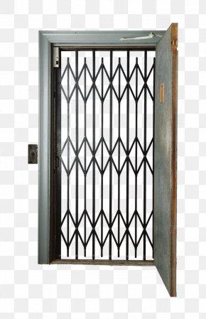 Doors And Security Doors - Window Door Stairs Steel PNG