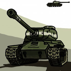 Tank - Company Of Heroes 2 Tank Video Game IS-2 Combat Vehicle PNG