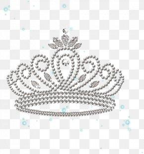 Diamond Jewelry Crown - Crown PNG