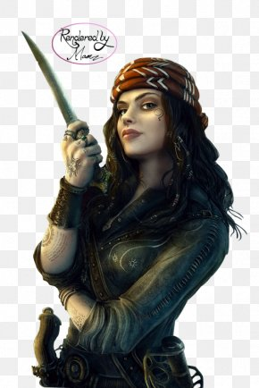 Caribbean - Dungeons & Dragons Pathfinder Roleplaying Game Piracy Woman Role-playing Game PNG