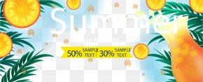 Great Promotional Banner Creatives - Sales Promotion Web Banner Gratis PNG
