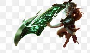 League Of Legends - League Of Legends Riven Video Game SK Telecom T1 Riot Games PNG
