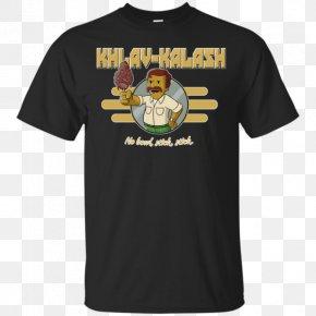 Kalash - Long-sleeved T-shirt Hoodie Neckline PNG