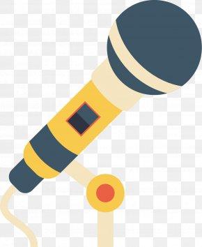 Cartoon Microphone - Microphone Cartoon PNG