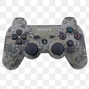 Joystick - PlayStation 3 Sixaxis PlayStation 2 PlayStation 4 Xbox 360 PNG