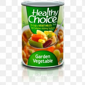 Vegetable Garden Card - Chicken Soup Healthy Choice Garden Vegetable Soup Pot Pie Chicken And Dumplings PNG