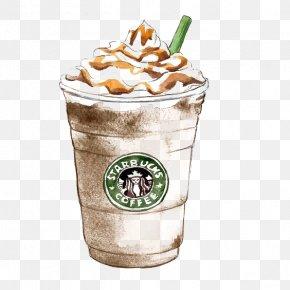 Starbucks Coffee - Coffee Tea Milkshake Espresso Starbucks PNG