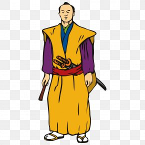 Samurai - Samurai Download Clip Art PNG