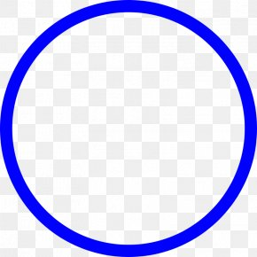 Circle Clipart - Circle Area Point Angle Blue PNG