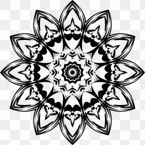 Mandala - Car Wheel Clip Art PNG