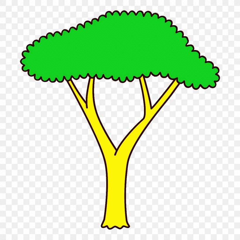 Green Yellow Leaf Plant Tree, PNG, 1200x1200px, Green, Leaf, Plant, Plant Stem, Tree Download Free