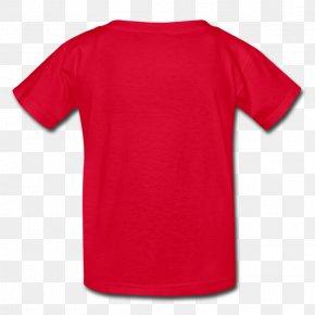 Tshirt - T-shirt Sleeve Clothing Gildan Activewear PNG