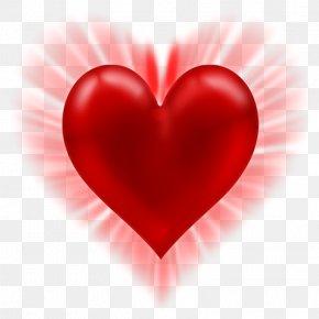 Valentine's Day - Desktop Wallpaper Valentine's Day Computer Heart Wallpaper PNG