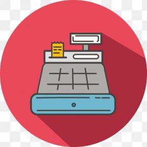 Cash Register - Cash Register Business Industry E-commerce PNG
