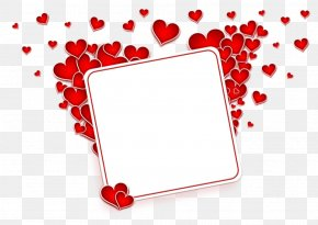 Valentines Day Heart - Love Background Heart PNG