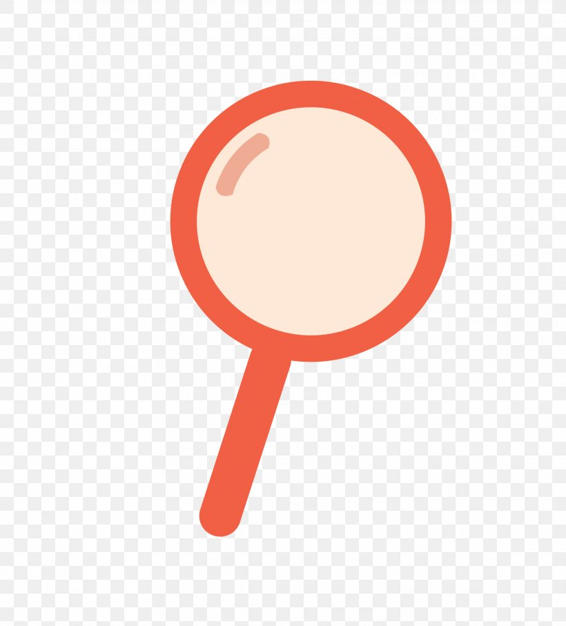 Magnifying Glass Euclidean Vector, PNG, 1864x2063px, Magnifying Glass, Color, Material, Ppt, Red Download Free