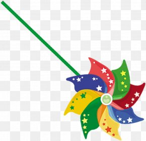 Toy Windmill - Toy Pinwheel Child Clip Art PNG