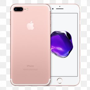 Apple - Apple IPhone 7 Plus IPhone X Telephone Rose Gold PNG