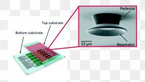 Micro Integrated Circuit Chip - Digital Microfluidics Electronics Biosensor Lab-on-a-chip PNG